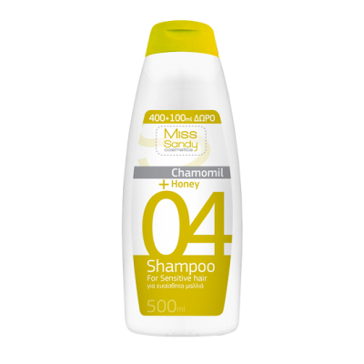 MISS SANDY Chamomil+Honey 500ml