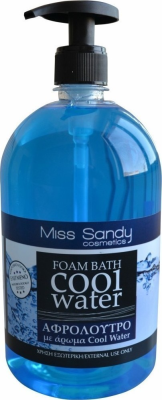 MISS SANDY Cool water 1000ml αντλία