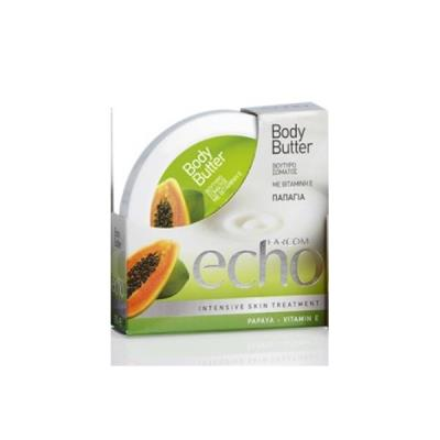 ECHO FARCOM Body butter παπάγια 200ml